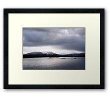 Molde Framed Print