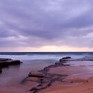 Early morning at Turimetta by Rosalie Dale