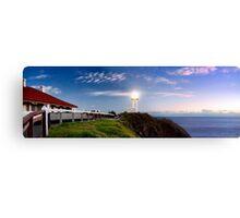 Byron Bay Lighthouse - Panorama Metal Print