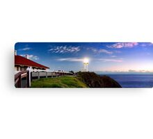 Byron Bay Lighthouse - Panorama Canvas Print