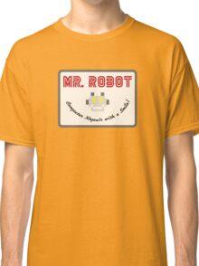 Mr Robot Classic T-Shirt