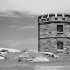 La Perouse Fort by Kezzarama