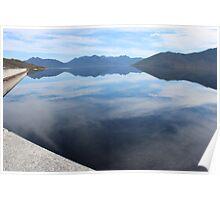 Lake Pedder - #120 - sw Tasmania Poster