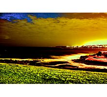 CLOVELLY SUNRISE 2 Photographic Print