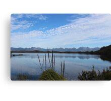 Lake Pedder   #202   near dam  Canvas Print