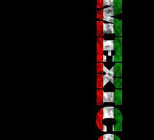 Mexico (flag color) by surreal77