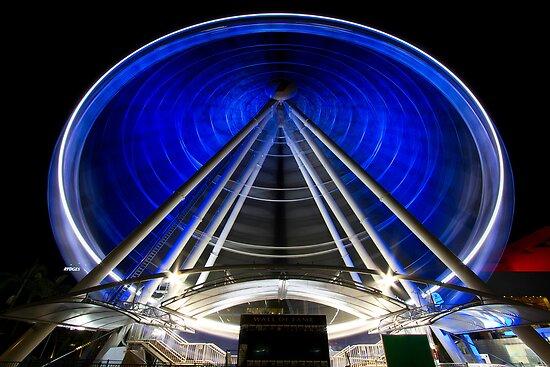 The Brisbane Wheel by Nick Milton