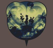 Kingdom Hearts Baby Tee