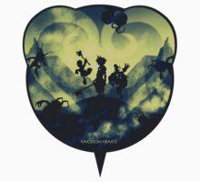 Kingdom Hearts Kids Tee