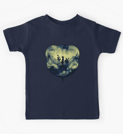 Kingdom Hearts Kids Tee