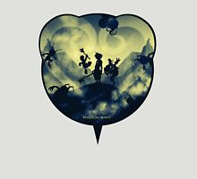 Kingdom Hearts Womens Fitted T-Shirt