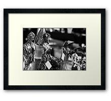 Still Women Framed Print