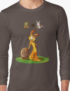 Precursors are Bunnies Long Sleeve T-Shirt
