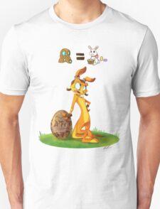 Precursors are Bunnies Unisex T-Shirt