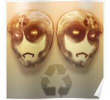 Recycle Robots Poster