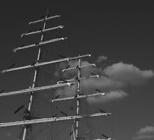 Tallship by Christian Hartmann