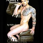 Stuart Reardon by Pablo-chester - The CALENDAR - Cover by pablochester