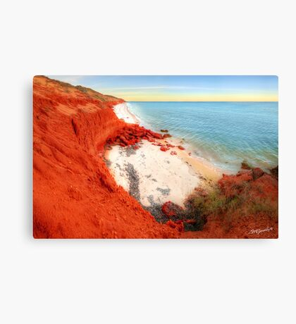 Slipjack Point - Cape Peron Canvas Print