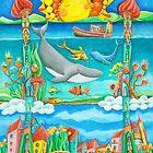 ATLANTIS by Malerin Sonja Mengkowski