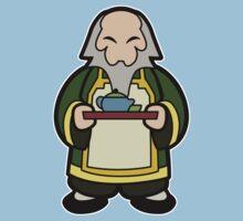 Tea Master Iroh Kids Clothes