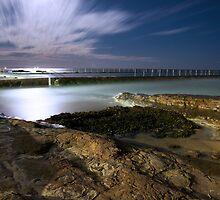Liquid SIlver Beach by Scott Weeding