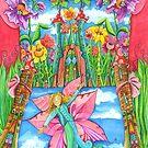 Fairy Godmother by Malerin Sonja Mengkowski