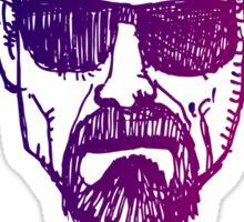 Heisenberg Say my name Sticker