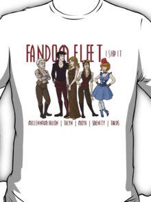 Fandom Fleet T-Shirt