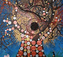 Next Tree of Life ... by LESLEY BUtler