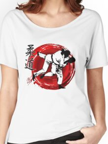 Judo Women's Relaxed Fit T-Shirt