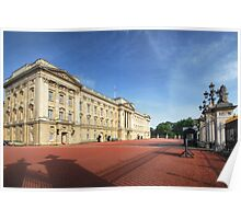 Buckingham Palace - Through The Gates 2.1 Poster