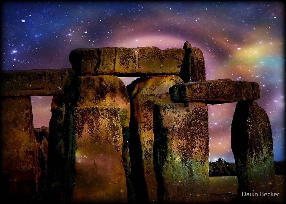 Stone Henge © by Dawn M. Becker
