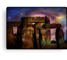 Stone Henge © Canvas Print