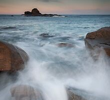 Dawn at Redgate by Jonathan Stacey