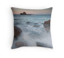 Dawn at Redgate Throw Pillow