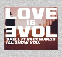 Love is Evol. by langofudge