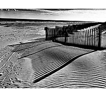 long shadows Photographic Print