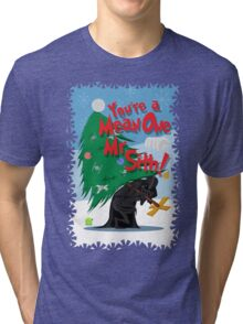 Mean One Tri-blend T-Shirt