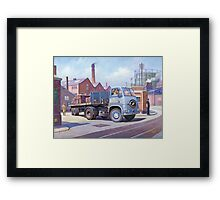 Russell of Bathgate ERF KV Framed Print