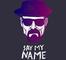 Heisenberg Say my name Unisex T-Shirt