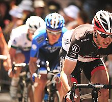 Jens Voigt by Eamon Fitzpatrick