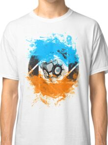 The Blue & Orange Gels Classic T-Shirt