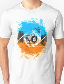 The Blue & Orange Gels Unisex T-Shirt