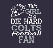 This Girl Is A Die Hard Colts Football Fan Unisex T-Shirt