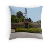 Head On OY AF 60 0267 F-4D Phantom Throw Pillow
