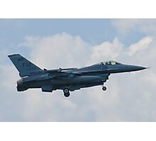 FM AF 87 0233 F-16C Fighting Falcon Photographic Print