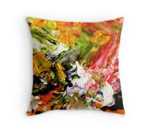 Esther at Easter Throw Pillow