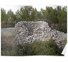 Stone Bunker Poster
