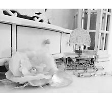 Dressing Table Photographic Print