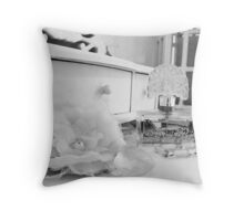 Dressing Table Throw Pillow